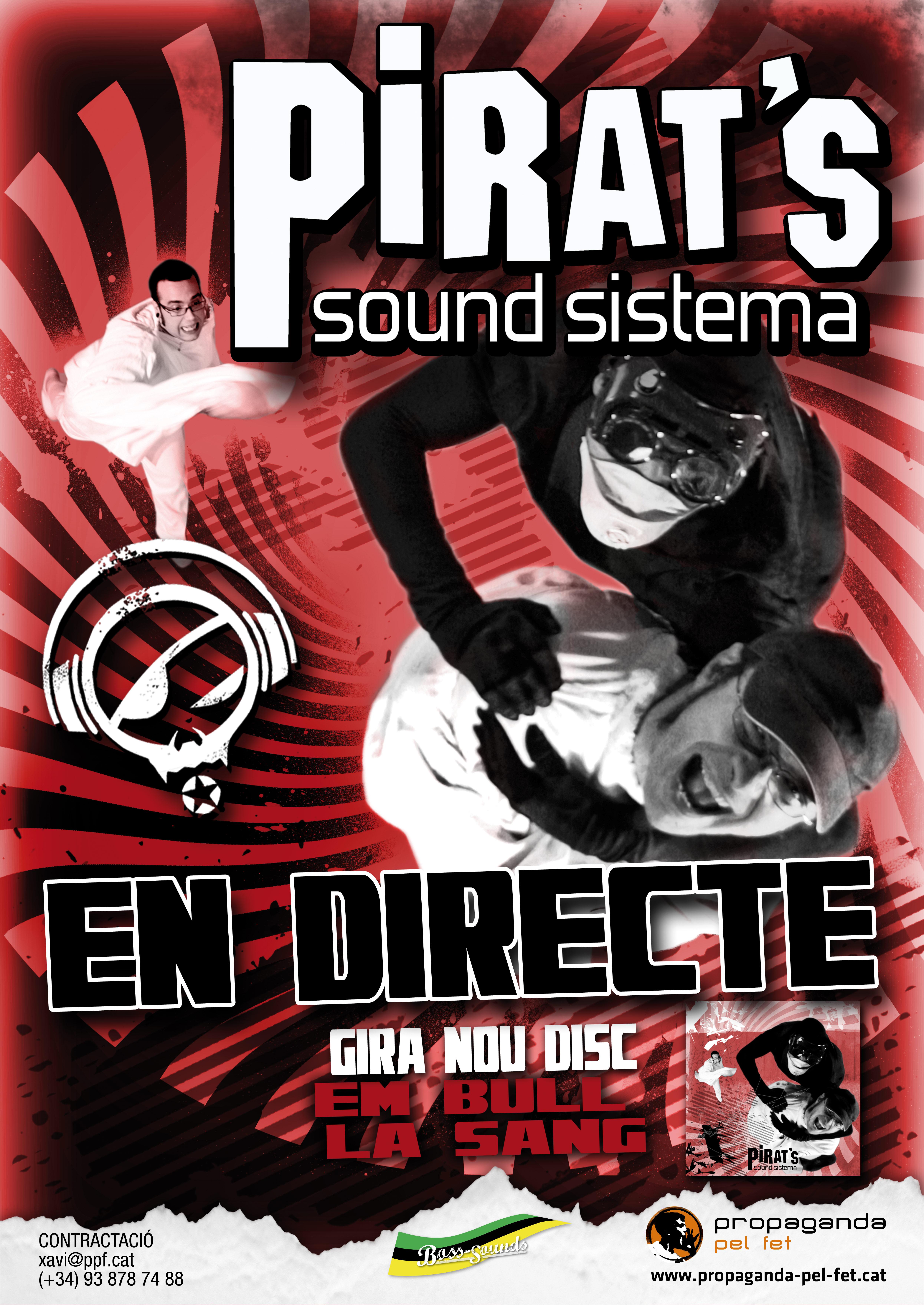 Pirat S Sound Sistema